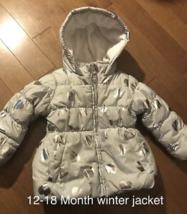 12-18 Month Winter Jacket