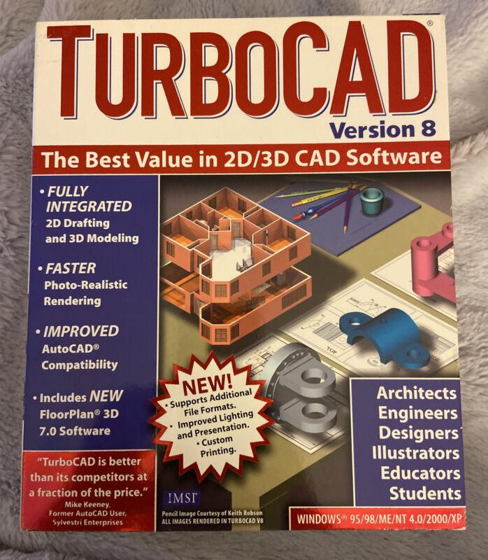 TurboCAD Version 8