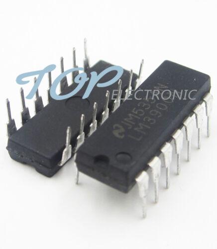 5PCS OPERATIONAL AMPLIFIERS IC TI/MOTOROLA LM3900N LM3900NE4 DIP-14