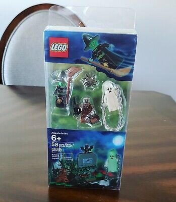 Lego Halloween Accessory Set Monster Fighters Ghost Zombie850487 NEW