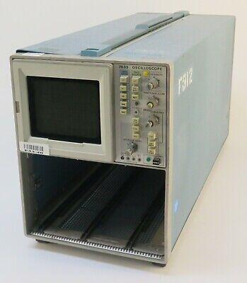 Tektronix 7633 Oscilloscope Mainframe