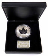 1998 Canadian Silver Maple Leaf