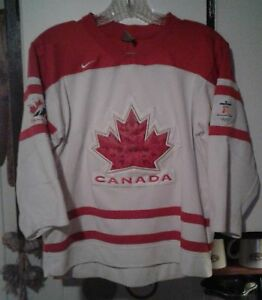 Youths nike size 8-14 Vancouver Olympics 2010 jersey( used )