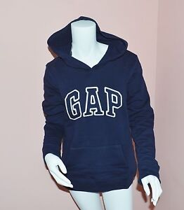 New Women's GAP  Logo Hoodie Sweatshirt S, M, L, XL, XXL - 100% Authentic - NWT