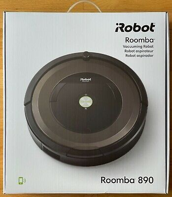 BRAND NEW iRobot Roomba 890 - Wi-Fi Robot Vacuum Cleaner Ships Fast