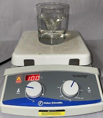 Fisher Scientific Isotemp Heated Magnetic Stir Ceramic Hot Plate 11-100-49sh