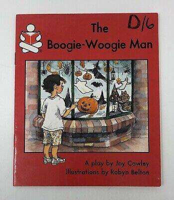 Halloween Boogie Book (Joy Cowley Story Box THE BOOGIE-WOOGIE MAN Halloween Level)