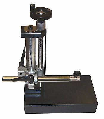 Präzisions- Messtisch mit Granitplatte und Skalierung 160 mm für Messuhren Neu