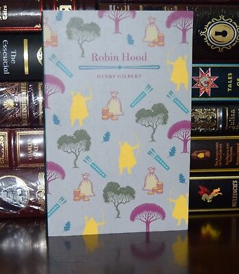 Robin Hood by Howard Pyle Unabridged New Illustrated Crane  Paperback Gift