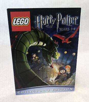 LEGO HARRY POTTER YEARS 1 - 4 Xbox 360 COLLECTOR'S EDITION No Extras