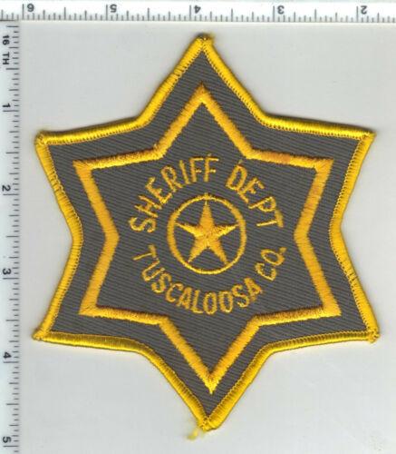 Tuscaloosa County Sheriff (Alabama) 1st Issue Shoulder Patch
