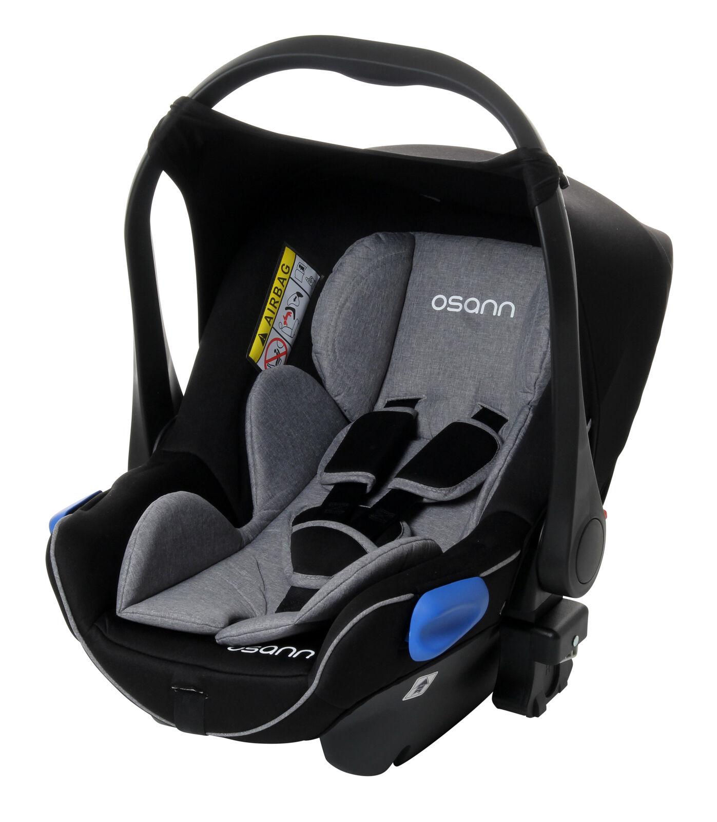 Osann Babyschale Mia TS 0+ bis 15 Kg Babyautositz Kinderschale Babysitz Autositz