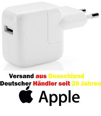 Apple MD836ZM/A 12W USB Power Adapter (Netzteil) bulk (Ladegerät) ()