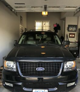 2005 Ford Expedition limited trim