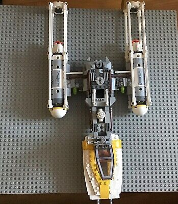 LEGO STAR WARS GOLD LEADERS Y-WING STARFIGHTER SET 9495