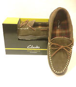 Clark Mens Slippers 11