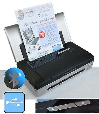 Petit imprimante mobile hp officejet 100 pour windows xp win 7 8 10 usb