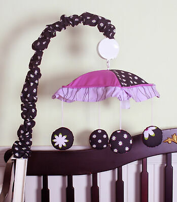 Boutique Charming Flower Musical Mobile By GEENNY