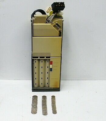 Coinco 3341-s Coin Changer Coin Mech For Coke Or Pepsi Vending Machine