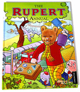 RUPERT-THE-BEAR-ANNUAL-ANNUAL-BOOK-STORIES-PUZZLES-2013
