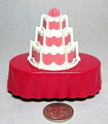 Party City Birthday Cakes (Playmobil Pink Party Dining Table W/ Birthday Wedding Cake Mansion City)