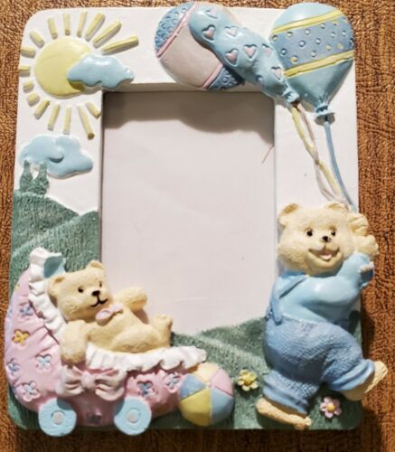 Baby Bear Nursery Picture Frame