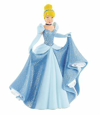 Princess Cinderella Figurine - Disney Bullyland Toy Figure Cake Topper
