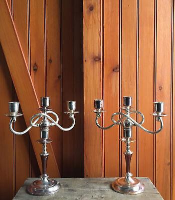 Candlesticks Candelabra Set Of 4