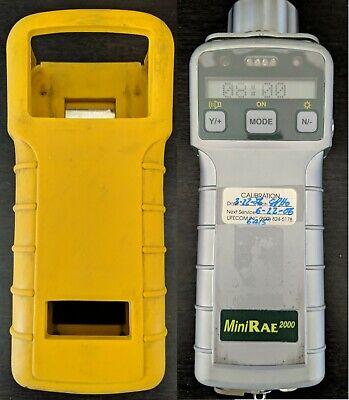 Rae Systems Minirae 2000 Pgm-7600 Portable Organic Compound Voc Monitor Mini-rae