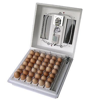 Farm Innovators Chicken Egg Incubator Turner Candler Fan ...