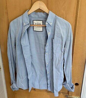 Abercrombie Womans Blue Shirt