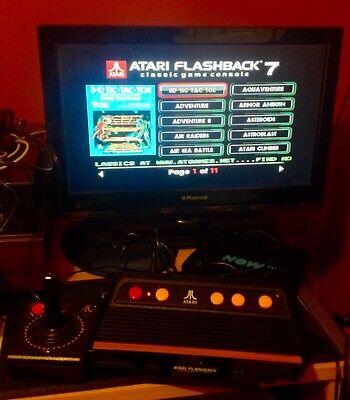 Atari Flashback 7 - 101 VCS games - Great Fun collectible