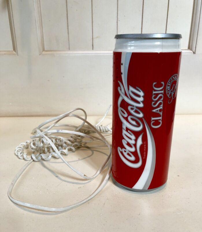 Vintage Coca Cola Classic Telephone