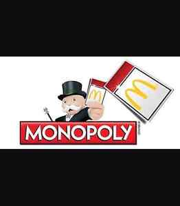 UPDATED!! McDonald's monopoly game Munno Para Playford Area Preview