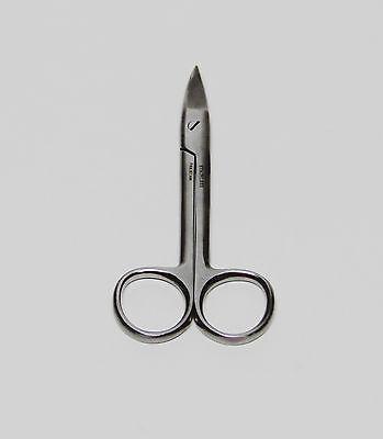Dental Lab Medical Instrument Scissor Crownbridge Curve Stainless Steel