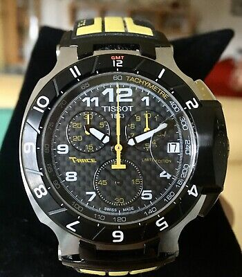 Tissot T Race Moto GP Chronograph Limited Edition Watch T0484172720201
