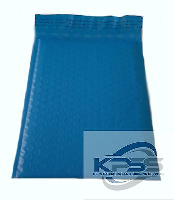 6x10 Blue Poly Bubble Padded Mailers Uneekmailers Same Day Shipping 6.5x10