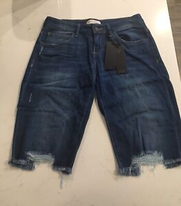 Brand New With Tags Guess Tomboy Short Size 27