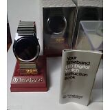 Vintage Timeband By Fairchild  LED Watch w/ Box & Manual! NIB!  Not Working