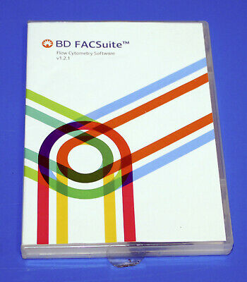 Bd Facsuite Flow Cytometry Software System Documention And Security Dongle