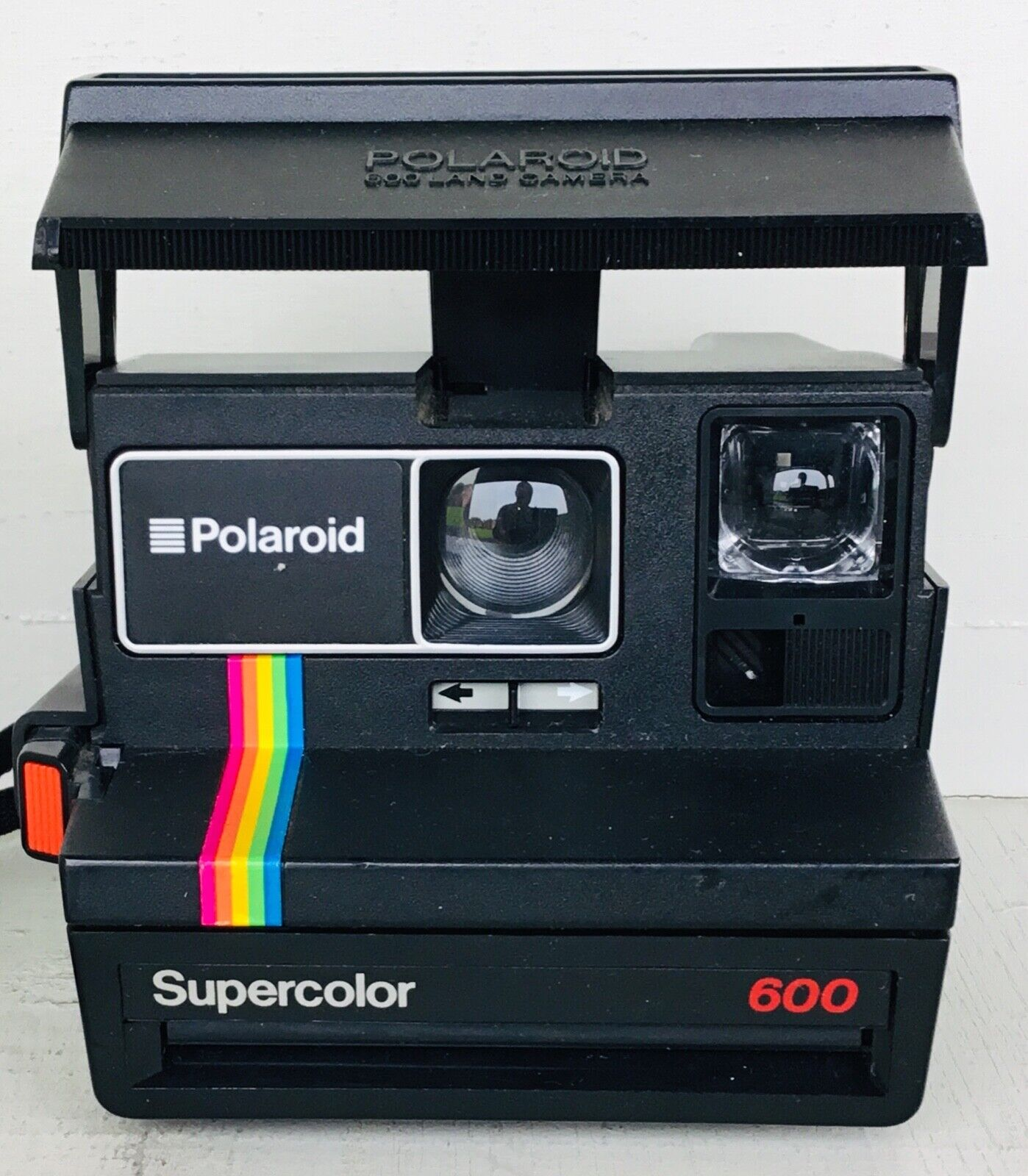 POLAROID Land camera Supercolor 600 TESTED & GOOD WORKING
