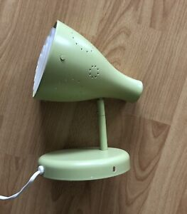 Wall lamp.  Light green.  IKEA style.  Great condition.