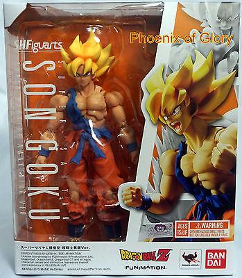 Bandai S.H.Figuarts Dragonball Z Super Saiyan Son Goku Warrior Awakening Ver
