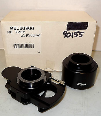 Nikon High Na Dic Microscope Tmd200300 Condenser Unit
