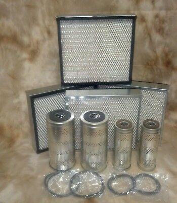 Military Generator Filter Kit For 200kw Mep-009a Diesel Generator Set