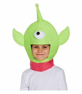 ONE EYED MONSTER Kids Alien Space Head Boys Girls Toy Hat Story Fancy Dress UK (Halloween History Uk)