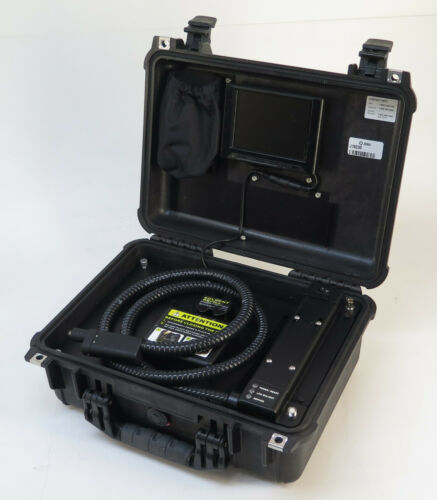 Clean Blast FCL-P1003 Fiber Optic Connector Cleaning System