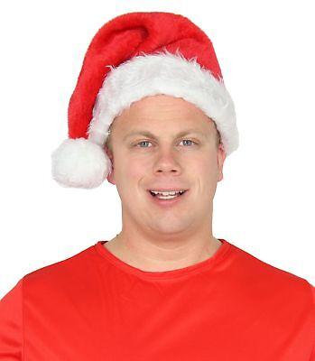 Weihnachtsmann Mütze rot Weihnachten Nikolaus Weihnachtsmannmütze  Santa