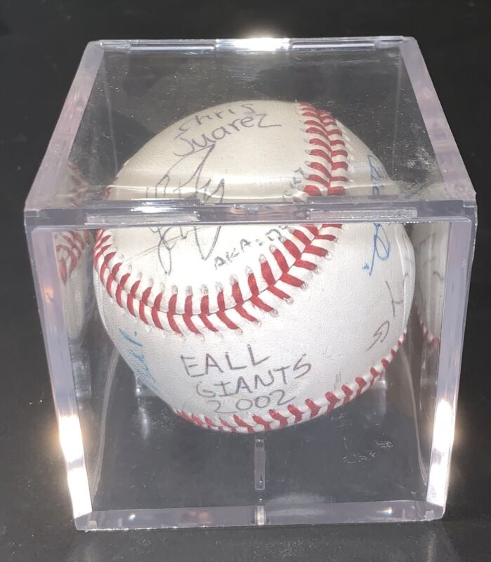 Baseball Cube,  Baseball Display Case Clear New Protection Holder