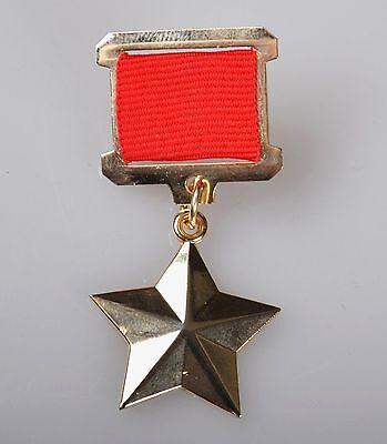 Russland UDSSR Orden Medaille Held der Sowjetunion CCCP !!!